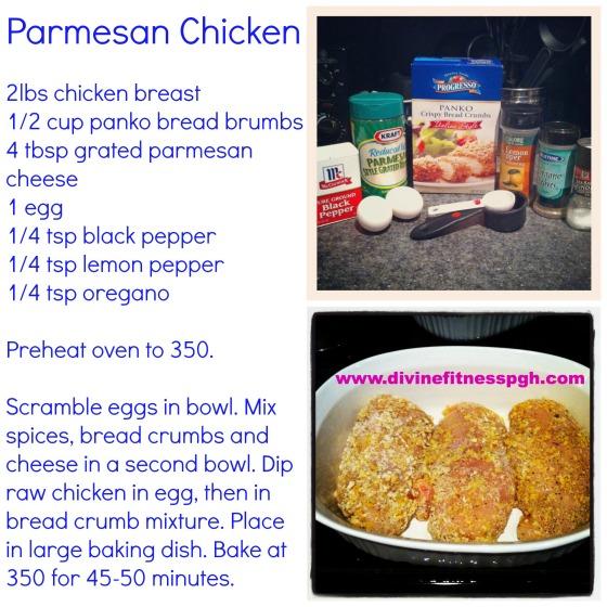 Parm Chicken Recipe