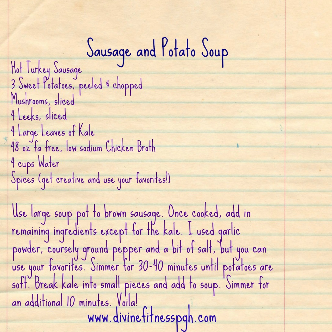 Sausage & Potato Soup