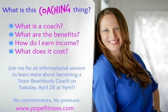 Coach Opp Call Ad April